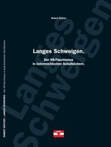 Robert Krotzer - Langes Schweigen - Cover